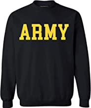 us army pullover