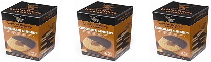 (3 PACK) - Island/B Chocolate Ginger Biscuits | 150g | 3 PACK - SUPER SAVER - SAVE MONEY