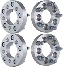 OCPTY Replacement Parts Compatible with 5 Lug 4X 1 25mm 5x100mm 12x1.25 Studs Wheel Spacers fit 2000-2012 Subaru Outback
