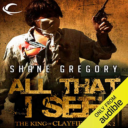 All That I See audiobook cover art