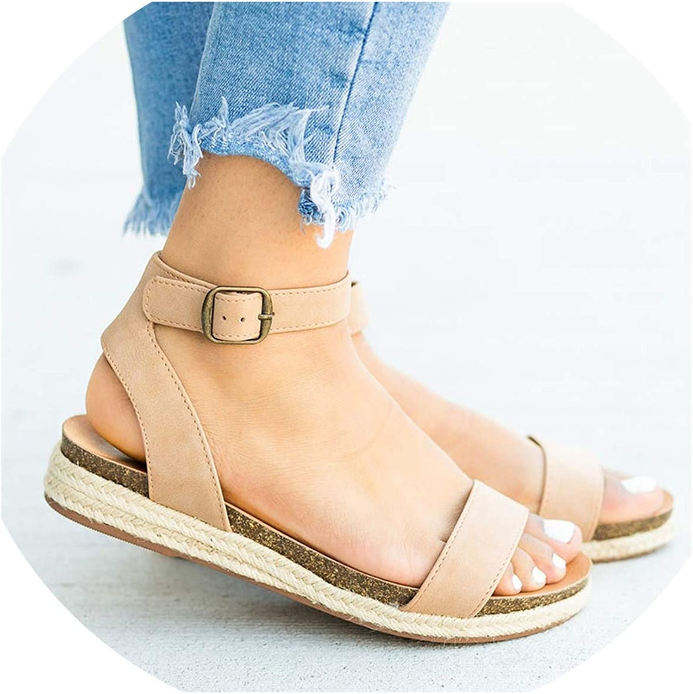 Women Sandals Soft Leather Summer Sandal Flat Sandals Plus Low Heels women Casual Beach Sandals