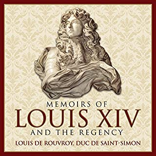 Memoirs of Louis XIV and the Regency Titelbild
