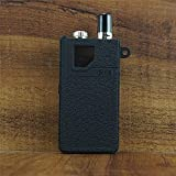 ModShield for Lost Vape Orion DNA 40W & Q Silicone Case ByJojo Protective Cover Sleeve Shield Skin Wrap (Black)