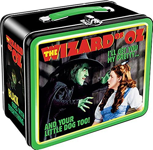 Aquarius Wizard of Oz Witch Large Tin Fun Box by Aquarius