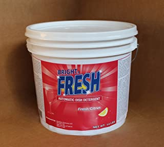 Bright and Fresh Dishwasher Detergent with Phosphate Dish Soap