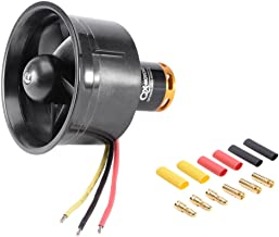 X-Dr 64mm 5 Blades Ducted Fan EDF Jet Engine with 4300KV 3-4S RC Brushless Motor for RC Airplane (6d21b814-a222-11e9-8d7c-4cedfbbbda4e)