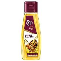 Hair & Care with Walnut & Almond,Non-Sticky Hair Oil, 500 ml
