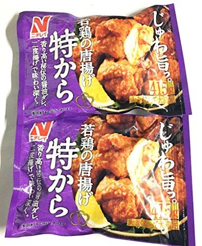 唐揚げ セット 若鶏の唐揚げ ニチレイ 特から 415g2袋 冷凍