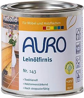 AURO PurSolid Leinölfirnis Nr. 143, 0,75 Liter