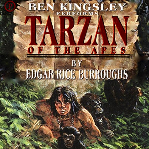 Couverture de Tarzan of the Apes