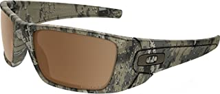 Men's Silver Stealth Polarized Sunglasses