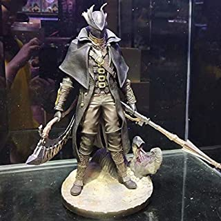 LLJJ Bloodborne Game Anime Figure Modèle Statue Décoration à la Main Collection 30.5CM