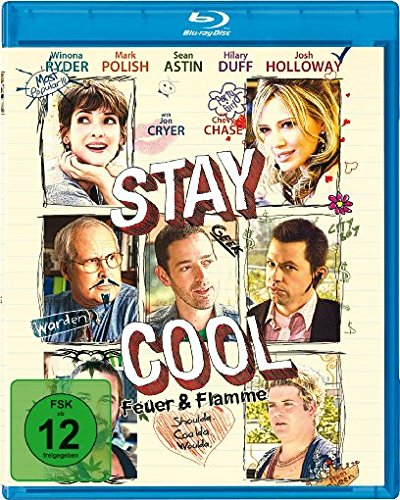 Stay Cool - Feuer & Flamme [Blu-ray]