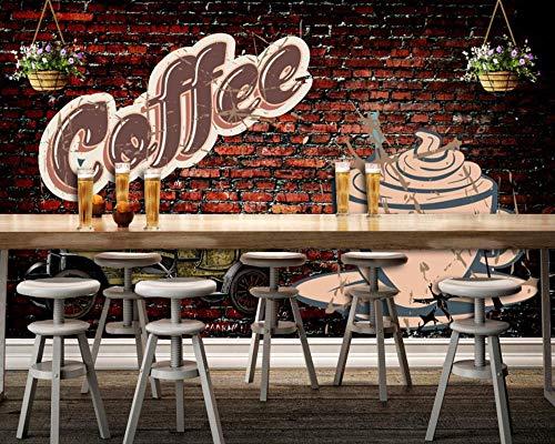Wandtattoos Nostalgische Kaffeetasse HauptlieferungsdekorationSchlafzimmer Wohnzimmer Wandbild Mural
