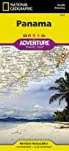 Best national geographic adventure map panama Reviews