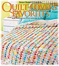 Better Homes and Gardens Quilt-Lovers' Favorites Volume 17