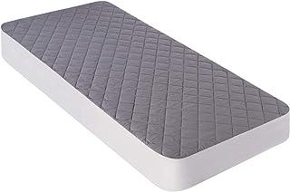 KEAFOLS Protector de Colchón Impermeable para Cuna 50×90 cm/ 60×120 cm/ 70×140 cm Cubre Colchon Transpirable Colcha de Bebé Impermeable Cubrecolchones