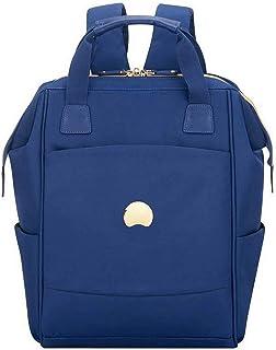 Delsey Paris Montrouge Casual Daypack 40 Cm 245 Liters Blue Blau