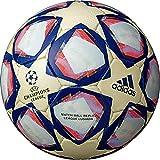 adidas(アディダス) サッカーボール 中学生以上 5号球 検定球 フィナーレ 20-21 リーグ ルシアーダ AF5401BRW