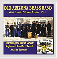Vol. 2-Music from the Western Frontier
