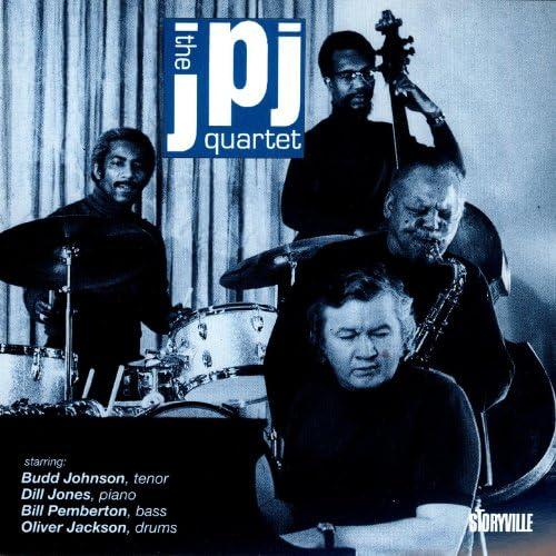 Budd Johnson, Dill Jones, Bill Pemberton & Oliver Jackson