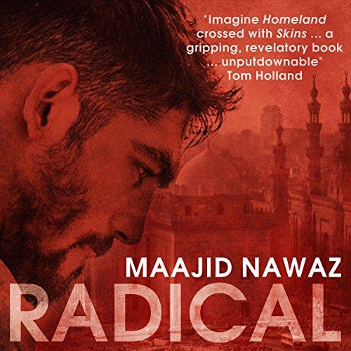 Radical audiobook cover art