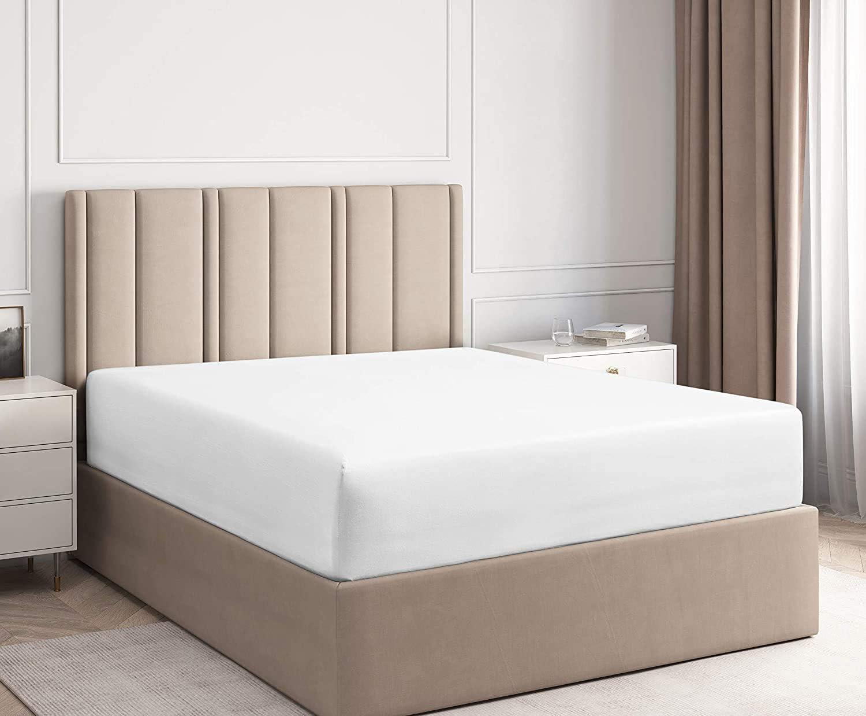 Premium Hotel Quality 800 Thread 800 Thread Count 100% Organic Cotton Bed Sheet
