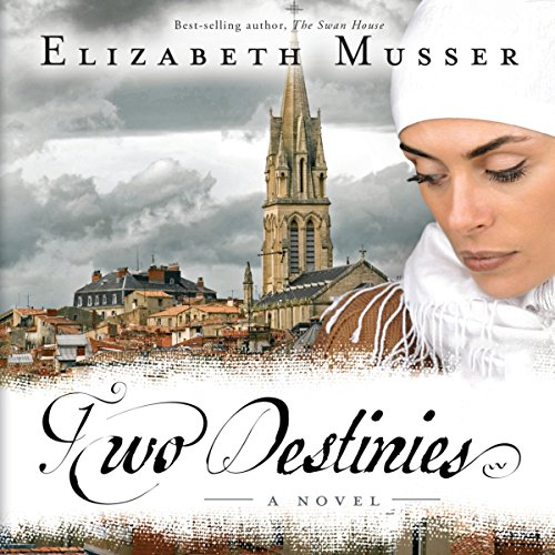 Two Destinies audiobook cover art