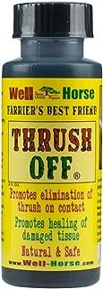Well-Horse Trush Off 2 oz