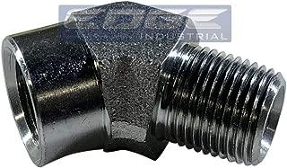 EDGE INDUSTRIAL Steel 45º Street Elbow 3/8