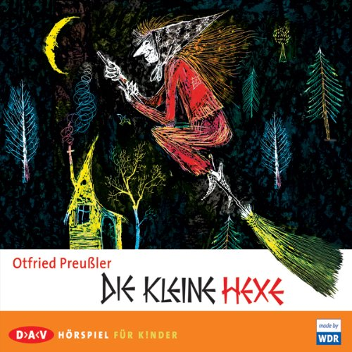 Die kleine Hexe                   By:                                                                                                                                 Otfried Preußler                               Narrated by:                                                                                                                                 Laura Maire,                                                                                        Andreas Pietschmann,                                                                                        Jens Wawrczeck                      Length: 2 hrs and 8 mins     3 ratings     Overall 4.7