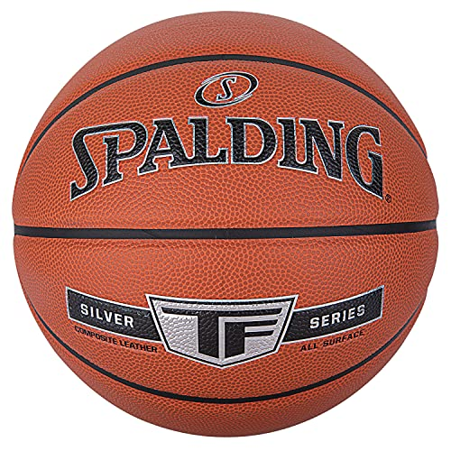 Spalding NBA Silver Ball Bild