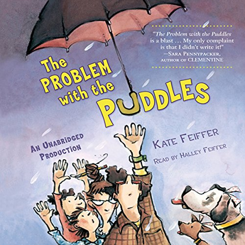The Problem with the Puddles cover art