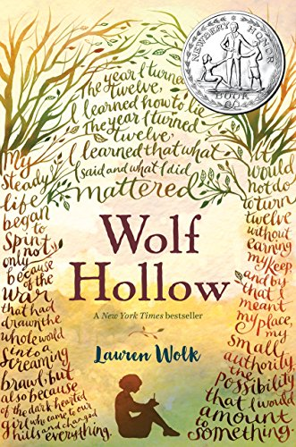Wolf Hollow by [Lauren Wolk]