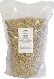 Winter Rye Seed, 5 Pounds