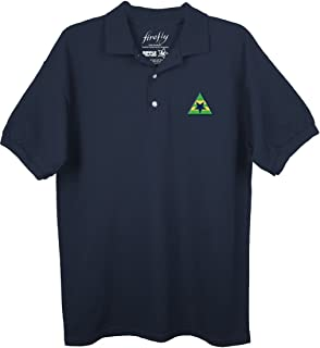 Firefly Browncoat Symbol Mens Navy Blue Polo Shirt