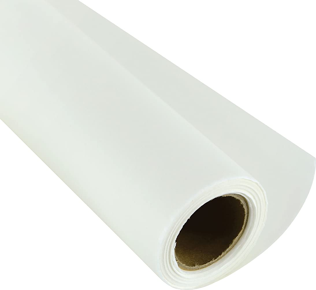 Bee Paper White Sketch and Trace Roll, 24-Inch by 20-Yards