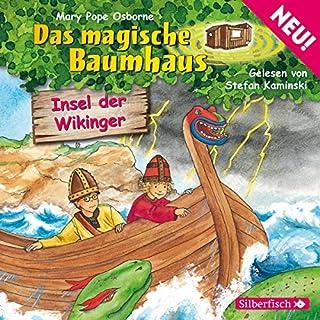 Insel der Wikinger audiobook cover art