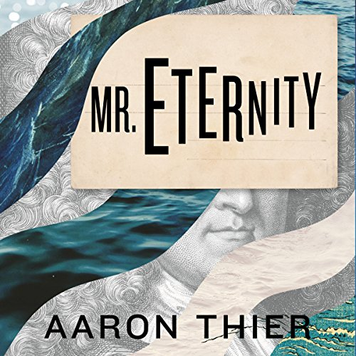 Mr. Eternity audiobook cover art