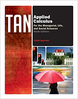 Mathematics CourseMate (with eBook) for Tan's Applied Calculus for the Managerial, Life, and Social Sciences: A Brief Approach, 9th Edition