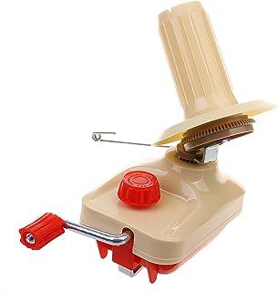 手芸 織り機 スウィフト糸 ウール ワインダー ホルダー 玉巻き器 糸巻き器 手動