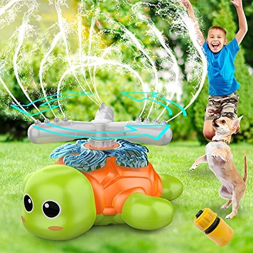 FOSUBOO Jouets Sprinkler,...