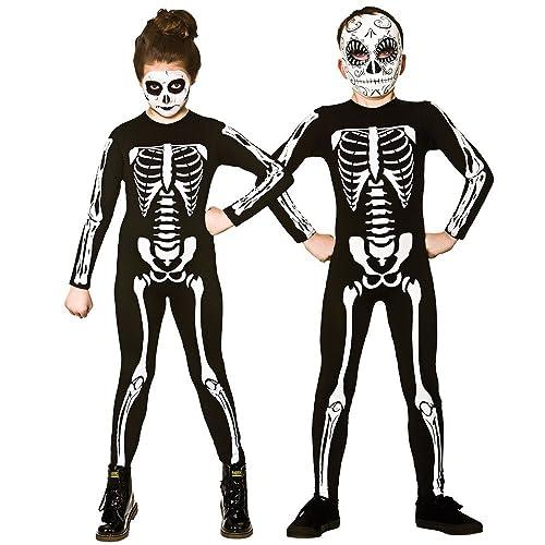Skeleton Outfit Halloween.Skeleton Costume Amazon Co Uk