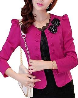 Veste de tailleur femme fushia