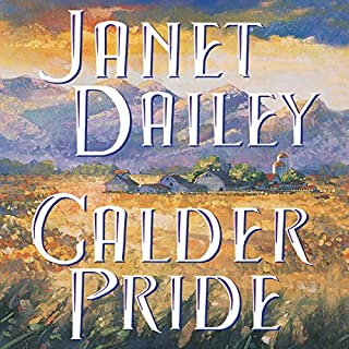 Calder Pride audiobook cover art