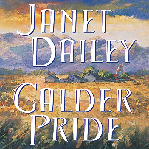 Calder Pride audiobook cover art