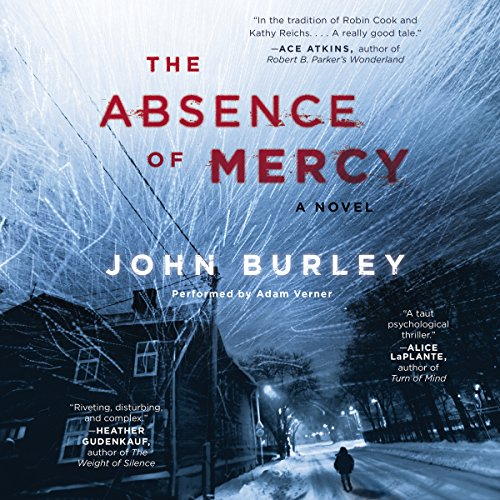 The Absence of Mercy audiobook cover art