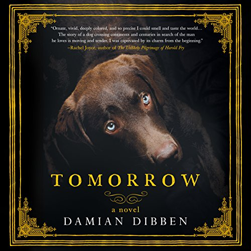 Tomorrow audiobook cover art
