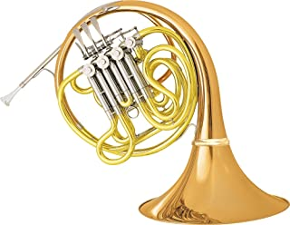 Conn 11DS Symphony Series Screw Bell Double Horn Lacquer Screw Rose Brass Bell