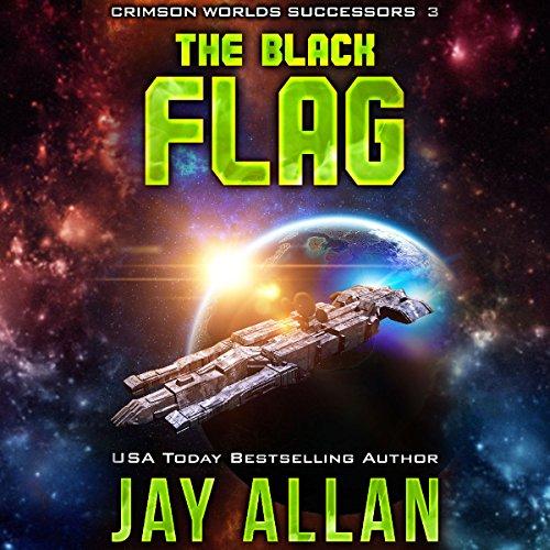 The Black Flag audiobook cover art